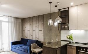 Tư vấn thiết kế thêm 1 phòng ngủ trong căn hộ 54m² với mức chi phí là 15 triệu theo yêu cầu của gia chủ