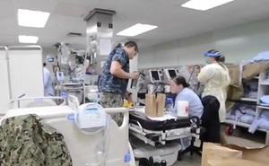 Mỹ huy động lực lượng quân đội chống dịch COVID-19