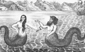 """Không phải truyền thuyết, nơi trú ngụ của """"nàng tiên cá"""" thật được hé lộ"""