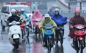 Miền Bắc đón thêm 2-3 đợt không khí lạnh, mưa nhiều ngày