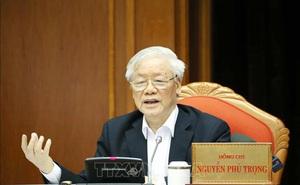 Tổng Bí thư, Chủ tịch nước chủ trì Hội nghị cán bộ toàn quốc của Đảng