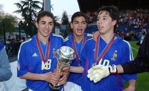 Lứa cầu thủ 1987 - sự tiếc nuối của bóng đá Pháp