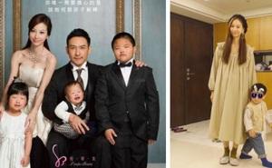 """Người phụ nữ trong bức ảnh """"bố mẹ tiên con cú"""" sau 8 năm thay đổi chóng mặt ra sao?"""