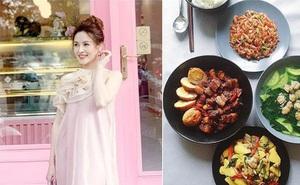Biết nấu ăn từ lớp 1, gái xinh trổ tài nấu nướng khéo đến nỗi ca sĩ Bích Phương phải học hỏi công thức