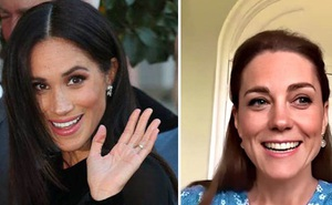 Trước ồn ào Meghan Markle quát mắng nhân viên của Công nương Kate, hai nàng dâu hoàng gia đã có động thái mới nhất