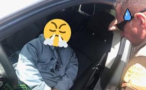 """Sửng sốt cháu trai 5 tuổi cầm 70.000 đồng tự lái ô tô """"đi mua siêu xe"""""""