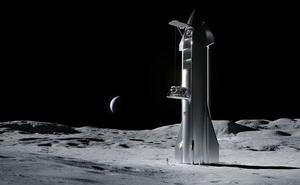 NASA đẩy mạnh phát triển tàu đổ bộ Mặt Trăng