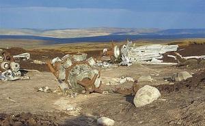 1001 thắc mắc: Thung lũng chết Siberia rộng thế nào?