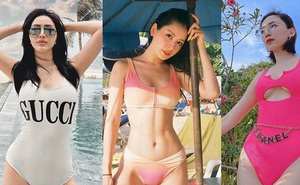"""Mới vào hè mà dàn mỹ nhân Việt đã thi nhau diện bikini khoe body """"cực gắt"""": Hội trên 30 tuổi """"chặt đẹp"""" lứa đàn em 9X"""