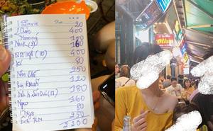 """Thanh niên tố quán ăn Tạ Hiện chặt chém: """"Đĩa ngao vừa bé vừa ươn 160k, 3 con chim size tiểu học 200k, tổng thiệt hại hơn 2 triệu mà chẳng đâu vào đâu"""""""