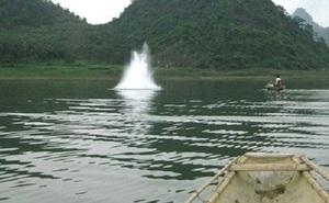 Nổ mìn đánh cá, người đàn ông ở Quảng Nam tử vong