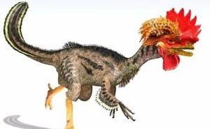 Chuyện lạ: Hồi sinh khủng long ăn thịt đã tuyệt chủng 65 triệu năm từ gà?