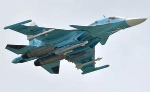 Trung Quốc đánh giá cao khả năng chiến đấu của máy bay Su-34