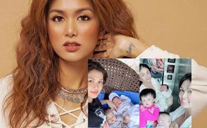 Bất ngờ cuộc sống của Hoa hậu Hồ Oanh Yến, người đang gây tranh cãi khi cho con bú trong thang máy
