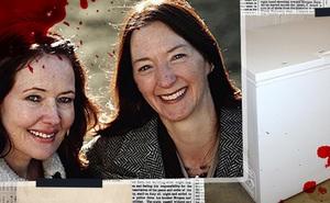 Người phụ nữ bị bỏng do cháy nhà khiến dân Mỹ thương xót trước khi lộ ra chiếc tủ lạnh chứa xác người tố cáo tội ác và danh tính thật của ả