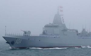 Hải quân Trung Quốc vượt trội, nhưng Nhật Bản còn có thứ khác