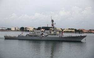 Có gì trong căn cứ Thanh Đảo của hải quân Trung Quốc?