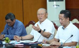Lộ kế hoạch chuẩn bị Vòng loại World Cup 2022 của ông Park Hang Seo