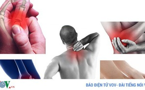 Đừng ăn những thứ này khi bị viêm xương khớp để tránh bệnh nặng thêm