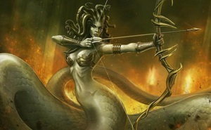 Loại virus cổ đại có thể biến sinh vật trở thành đá như Medusa trong thần thoại Hy Lạp