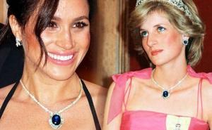 Meghan Markle dính nghi án ôm khư khư đồ trang sức trị giá hơn 200 tỷ đồng của Công nương Diana quá cố không trả lại hoàng gia