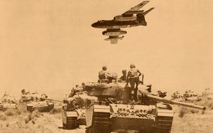Chiến tranh 6 ngày: Israel tấn công chớp nhoáng, Mỹ vô tình kẹt giữa... 2 làn đạn
