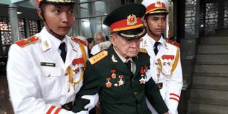 Đại tá Tư Cang nói về công lao của huyền thoại tình báo Mười Hương