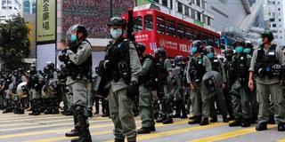 """Rắn với Hồng Kông, Đài Loan: Hé lộ nỗi ám ảnh từ thời """"Bách niên quốc sỉ"""" của Trung Quốc"""