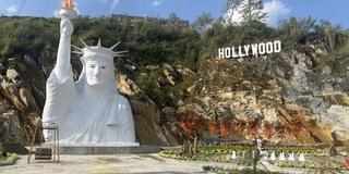 """Khu bức tượng nữ thần tự do phiên bản """"đột biến"""" ở Sa Pa chưa đảm bảo các điều kiện để đón khách"""