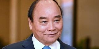 Chủ tịch nước Nguyễn Xuân Phúc: 'Hết mình phụng sự đất nước, phục vụ Nhân dân'