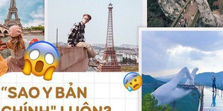 Đâu chỉ mỗi Cầu Vàng, Trung Quốc còn có hàng loạt phiên bản nhái của các địa điểm nổi tiếng thế giới