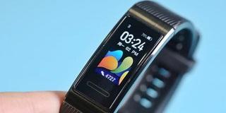 Huawei Band 4 Pro ra mắt: Tích hợp NFC, GPS, cảm biến đo oxy trong máu SpO2, giá 1.3 triệu đồng