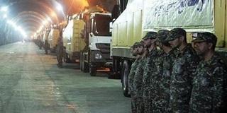 """""""Vạn Lý Trường Thành"""" tên lửa ngầm của Iran có gì mà Mỹ e sợ?"""