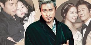 """Lee Byung Hun: """"Hành trình hoàn lương"""" của gã đàn ông sở khanh từng phụ tình Song Hye Kyo"""