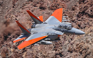 """Cuộc đào tẩu của phi công F-15 sang Sudan: Nga-Trung lỡ """"cơ hội vàng"""" chiếm bí mật quân sự Mỹ"""