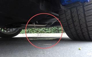 Chiếc xe độc nhất vô nhị: Biết 'bài tiết' nước thải, nhưng không phải do điều hòa!