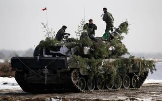 """Kịch bản quân Nga tràn sang """"xâm lược"""" Baltic: NATO không kịp trở tay, ai là vị cứu tinh?"""