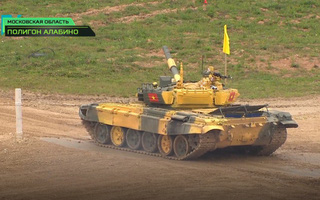 TRỰC TIẾP: Việt Nam xuất sắc vào chung kết Tank Biathlon 2019 - Kỳ tích chưa từng có