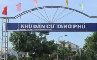 """Cận cảnh dự án nhà ở của Sagri chuyển nhượng cho Phong Phú với """"giá bèo'"""