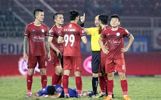 CLB TPHCM vỡ mộng lật ngôi của Hà Nội: Đừng tiếc, thầy Chung!