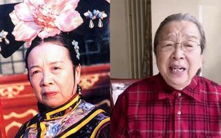 """Cuộc sống tuổi U90 ít ai biết của """"Dung Ma Ma"""" độc ác, thâm hiểm phim Hoàn Châu Cách Cách"""