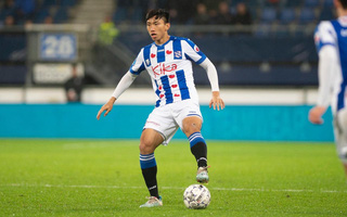 Đoàn Văn Hậu kiến tạo bàn thắng quyết định, Jong Heerenveen tràn trề cơ hội vô địch