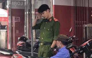 Chàng công an sở hữu góc nghiêng cực phẩm và chuyện tình lãng mạn hơn cả phim Hàn Quốc