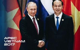 Tổng thống Putin ở Đà Nẵng: Nghĩa cử dành cho Việt Nam và
