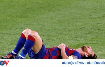 Messi khiến cổ động viên Barca đứng ngồi không yên