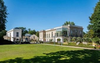 Messi tính mua tòa lâu đài trị giá 41 triệu bảng