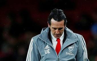 Unai Emery hết phép, số phận Arsenal trôi nổi khó lường