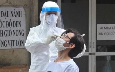 Ngày 24/10: Hà Nội phát hiện 16 ca mắc Covid-19, trong đó, 7 ca cộng đồng