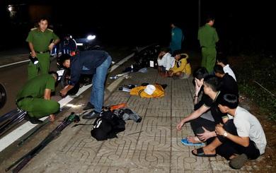 Hà Nội: Nam quân nhân bị 8 thanh niên đánh tử vong