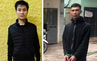 Bắt gã đàn ông cầm dao bầu vô cớ chém người liên tiếp ở Hà Nội
